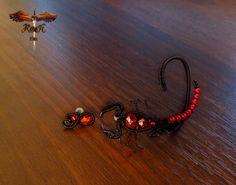 The red scorpio by alina-loreley.deviantart.com on @deviantART