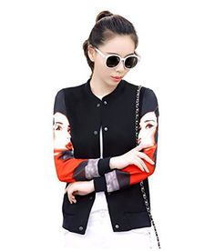 Mojessy's bomber jackets are very fashionable and comfortable. It fits in many occasions: party/club/wedding/cocktail/beach/daily life/night out.etc.love yourself, Love Mojessy, Love Mojessy's bomber jackets. The bomber jackets feature ribbed hem and cuffs that have three colors ,...  More details at https://jackets-lovers.bestselleroutlets.com/ladies-coats-jackets-vests/quilted-lightweight-jackets/product-review-for-mojessy-womens-floral-print-classic-quilted-bas