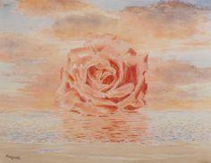Rene Magritte (1898-1967) L'invitation Au Voyage 1961 (19 x 24,5 cm)