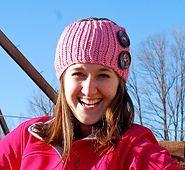 """Ravelry: """"Knit-Look"""" Headwarmers pattern by Jennifer Pionk"""