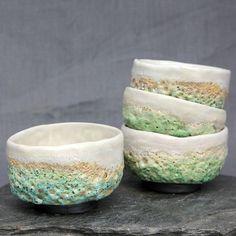Seafoam Tea Bowl