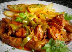 Schnitzel Pizza, Ham, Food And Drink, Menu, Chicken, Cooking, Ethnic Recipes, Sweet, Meatloaf