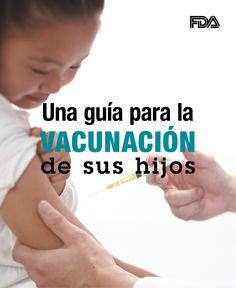 Las vacunas pueden ayudar a mantener a sus hijos a salvo de enfermedades graves o mortales. Consulte nuestra guía para obtener información sobre las vacunas para los niños, y los pasos a seguir cuando su hijo sea vacunado.