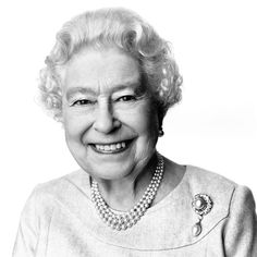 This portrait of Queen Elizabeth II taken and made available on April 20, 2014, by British photographer David Bailey has been released to mark her 88th birthday on Monday April 21, 2014.