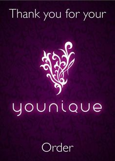 Thank you for your order! #Younique #ClickImageToShop #Questions #EmailMe sarahandbrianyounique@gmail.com or comment below