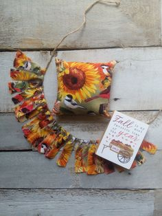 Fall Tiered Tray Bundle with Sunflowers, Pumpkins, Fall Leaves and Chickadees, Mini Fall Garland, Fall Sign, Fall Pillow, Fall Style Decor Fall Garland, Fall Wreaths, Fabric Wreath, Fall Pillows, Red Felt, Fall Signs, Hudson River, Fall Pumpkins, Felt Flowers