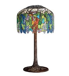 Original Tiffany Lamps   More than just a lamp, Tiffany lamps are considered by many to be true ...