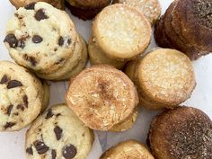 My Dessert, Aesthetic Food, Biscotti, Sweet Recipes, Muffin, Food And Drink, Cookies, Eat, Breakfast