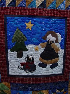 TWTME State Fair Christmas Quilt/Block   This was my favorit…   Flickr