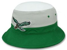 db9acdc59c1 NFL Philadelphia Eagles Bucket Hats Fisherman Caps