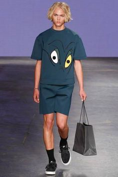 MAN Spring 2015 Menswear Collection Slideshow on Style.com Bobby Abley