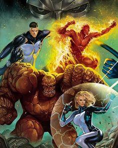 Anyone miss this squad yet? If so let me know   Art by Micro Pierfederici   #marvelcomics #Comics #marvel #comicbooks #avengers #captainamericacivilwar #xmen #xmenapocalypse   #captainamerica #ironman #thor #hulk #hawkeye #blackwidow #spiderman #vision #scarletwitch #civilwar #spiderman #infinitygauntlet #blackpanther #guardiansofthegalaxy #deadpool #wolverine #daredevil #drstrange #infinitywar #thanos #magneto #cyclops #fantasticfour http://ift.tt/1UuZZgf