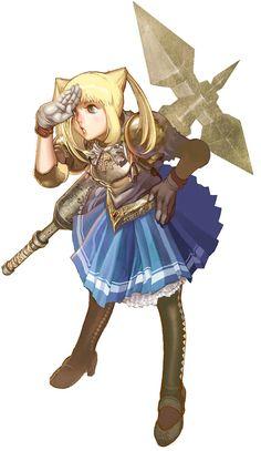 Dwarf Female - Lineage II