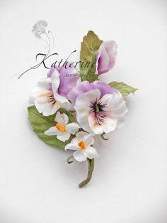 Gallery.ru / Фото #33 - цветы из шелка - contente