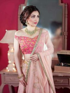 All Ethnic Customization with Hand Embroidery & beautiful Zardosi Art by Expert & Experienced Artist That reflect in Blouse , Lehenga & Sarees Designer creativity that will sunshine You & your Party Worldwide Delivery. Indian Bridal Fashion, Indian Wedding Outfits, Indian Outfits, Indian Designer Outfits, Designer Dresses, Designer Sarees, Engagement Dress For Bride, Indian Engagement Outfit, Engagement Outfits