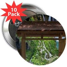 """Pathway to Paradise 2.25"""" Button (10 pack)"""