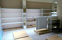 Empresa especializada en la instalación de mobiliario para tiendas,  estanterias metalicas para comercios y elementos de decoración en Canarias Divider, Room, Furniture, Home Decor, Tents, Bedroom, Decoration Home, Room Decor, Rooms
