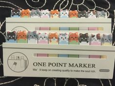 A pack of little cat sticky notes for feline friends who'll pop out of the pages of your book. Design Typography, Design Logo, Web Design, I Dont Like You, Notes Design, Take My Money, Pop Out, Layout, Design Furniture