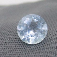 1.6 ct Natural Light Blue Topaz