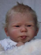 *CLARE'S BABIES* Stunning reborn baby girl Cathy by Olga Auer SOLD OUT LTD EDT!