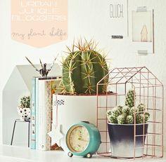 luzia pimpinella | interior | deko trend: kakteen + häuser