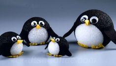 Summer Craft Boredom Buster: Make Mr. Popper's Penguin Family