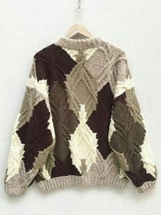 e7f387930f4 Knitting Stitches, Hand Knitting, Knitting Designs, Cable Sweater, Cable  Knit, Knitted Fabric, Knit Crochet, Crochet Fashion, Cashmere