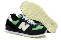 http://www.japanjordan.com/new-balance-574-suede-classics-mens-black-green.html NEW BALANCE 574 SUEDE CLASSICS MENS 黑 緑 割引販売 Only ¥7,598 , Free Shipping!