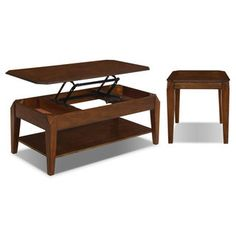 Duntara 2-Piece Coffee and End Table Package | The Brick