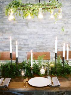 Farne auf Ihrer Hochzeit pflanzenfreude.dek