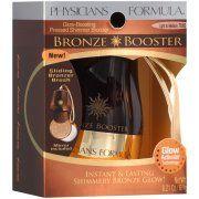 Physicians Formula® Bronze Booster Light to Medium Glow-Boosting Pressed Shimmer Bronzer .21 oz Image 1 of 4