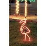 Shop for Tropical Lighted Pink Flamingo Rope Light Outdoor Decoration. Get free delivery On EVERYTHING* Overstock - Your Online Outdoor Lighting Store! Flamingo Lights, Flamingo Decor, Pink Flamingos, Flamingo Garden, Outdoor Christmas Light Displays, Decorating With Christmas Lights, Christmas Decorations, Outdoor Lighting, Outdoor Decor