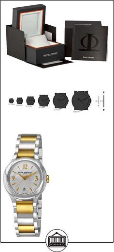 Baume & Mercier 8773 - Reloj , correa de acero inoxidable  ✿ Relojes para mujer - (Lujo) ✿