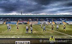 19th March 2016 Bury 2-2 Shrewsbury Toilets