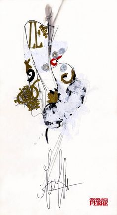 Fondazione Gianfranco Ferré / Collections / Woman / Prêt-à-Porter / 1988 / Fall / Winter