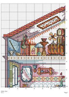 Gallery.ru / Фото #7 - Кукольный домик - miamora