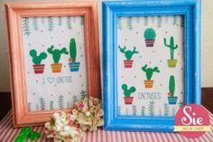 Sie - Art & Craft: I love cactus ♥