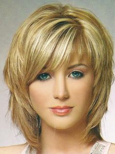 Layered Shag Hairstyles For Women 80737 | New Layered Shag
