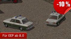 """Sie erhalten das Set """"Lada 1500 Volkspolizei (V80NJS20088)"""" bis zum 02.05.2017 zum Einführungspreis.  Jetzt kaufen: https://eepshopping.de/?view=program_detail&ID_PROGRAM=7756"""