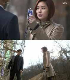 [Spoiler] Added episodes 3 and 4 captures for the #kdrama 'Mrs. Cop 2'