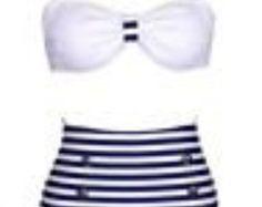 Pin Up High Waisted Bikini