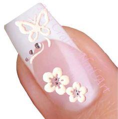 blog nail art - Recherche Google Nail Art Strass, Tattoo Kits, Essie, Amazon Fr, Tattoos, Floral, Blog, New York, Bright