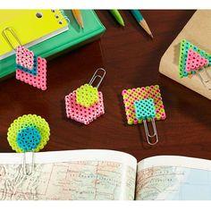 Sélection spécial rentrée scolaire perler beads perles à repasser hama note book
