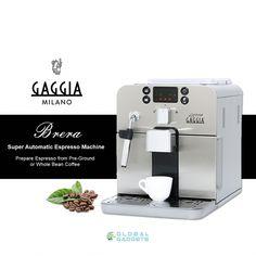 Cappuccino Machines With An Italian Touch Cappuccino Maker, Cappuccino Coffee, Cappuccino Machine, Espresso Maker, Coffee Maker, Italian Espresso, Best Espresso, Gaggia Brera, Nespresso Machine