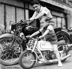 That's it...i'm getting tiny motorcycles for my kids.
