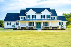 Custom Farmhouse | Richmond Signature Homes