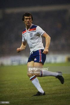 Trevor Cherry of England in action during a match at Wembley Stadium in London Mandatory Credit Allsport UK /Allsport