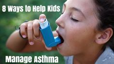 Asthma has become the most common chronic disease in childhood. Here's how you can help your kids.