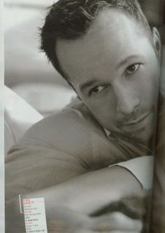 Donnie Wahlberg.