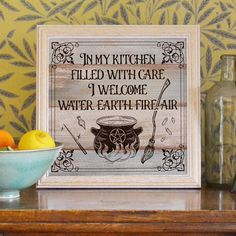 Fairy House Crafts, Grace Home, Witch Party, Eclectic Witch, Kitchen Witchery, Witch Decor, Witch House, Witch Aesthetic, Witches Kitchen